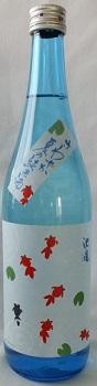 池亀 さわやか夏の純米酒 720ml