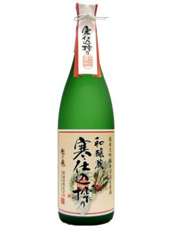 越の誉 純米大吟醸 無濾過生原酒 720ml