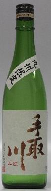 手取川 純米大吟醸 生詰め 九州限定酒 720ml